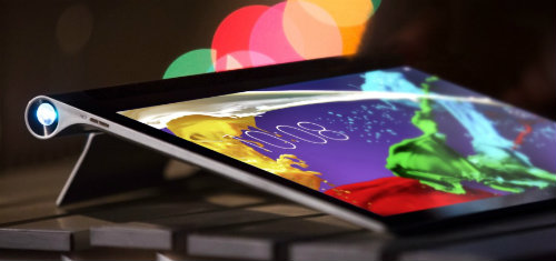 Lenovo unveils YOGA Tablet 2 Pro with an integrated projector  3