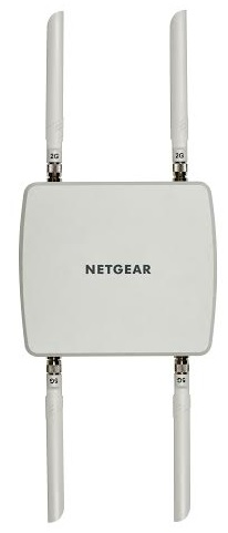 NETGEAR launches Dual Band High Powered 802.11n NETGEAR WND930 4