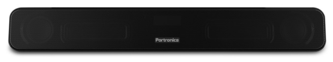Portronics unveils 10W portable sound bar with bluetooth 4