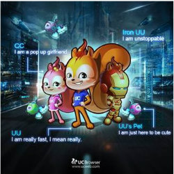 UCWeb launches UC Browser 10.7 1
