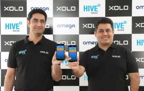 "XOLO launches Omega smartphones with 5"" & 5.5"" display 2"