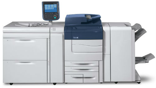 Xerox launches C60/C70 at Print Miracle Expo 2014 1