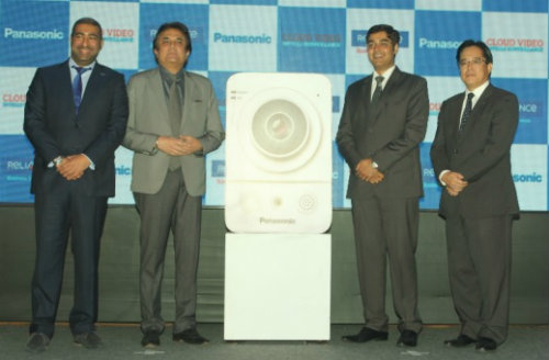 Panasonic ties up with Reliance Communications to launch Cloud-Based Video Surveillance for Enterprises in India 2