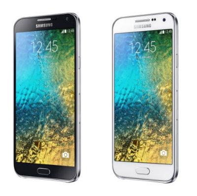 Samsung launches GALAXY E7 and GALAXY E5  2
