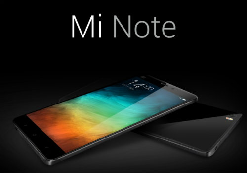 Xiaomi unveils 5.7-inch Mi Note  3