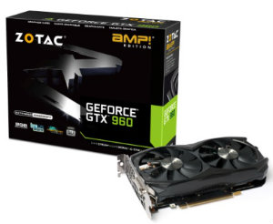 ZOTAC-GeForce-GTX 960-AMP!-Edition