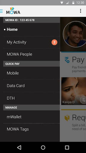 "iKaaz launches social and merchant mobile payments app ""MOWA""  2"