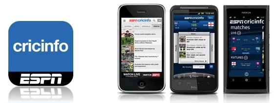 ESPNcricinfo rolls out its new version of mobile app  1