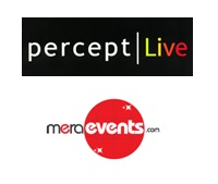 Percept-Live-partners-MeraEvents