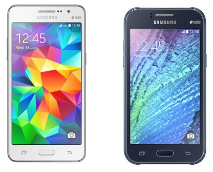 Samsung launches 4G Smartphones – Galaxy Grand Prime 4G, Galaxy Core Prime 4G and Samsung J1 4G 2