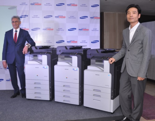 Samsung launches CLX-9200 & SCX-8100 Series printer for SMBs 2