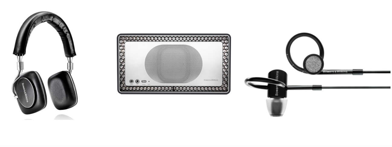 Bowers & Wilkins launches 3 new products in India 3