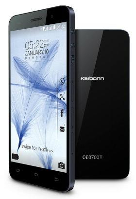 Karbonn launches Titanium Mach Two @ Rs. 10,490 2