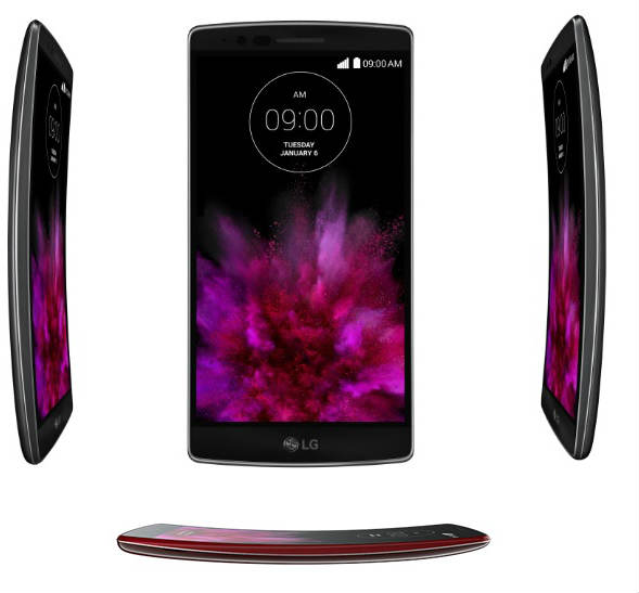 LG launches G Flex2 in India at Tech Show 2015 2