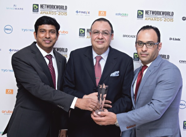 Nexans Wins 'Structured Cabling Vendor Of The Year 2015' For The Third Consecutive Year 1