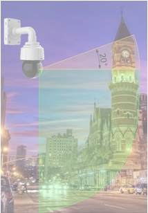 Axis introduces Sharpdome and Lightfinder technologies in new high-end PTZ dome camera Series 4