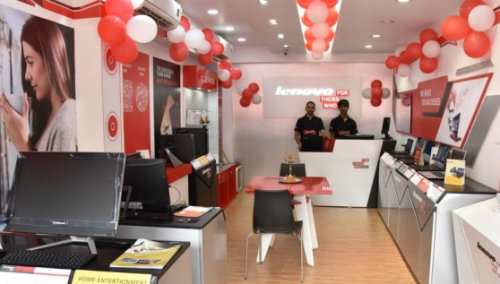 Lenovo rolls out Offline to Online (O2O) Solution in Lenovo Stores for a more Personalized and Smart customer experience 2