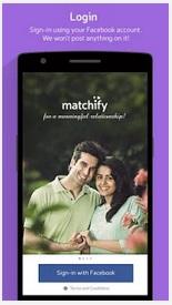 Matchify-mobile-app