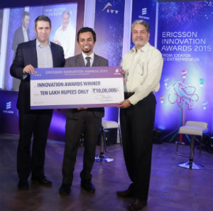 Ericsson Innovation Awards at Indian Institute of Technology (IIT), Delhi 3