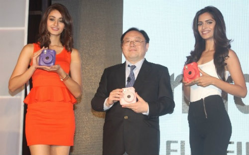 Fujifilm launches Instax series in India 2