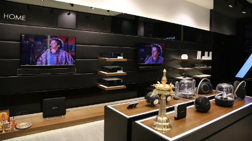 HARMAN India opens its Harman Kardon Sound Lounge in Bengaluru 1