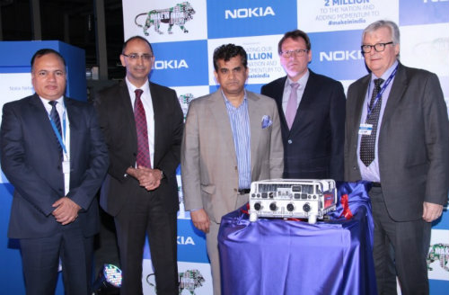 Nokia Networks' Chennai factory reaches two million production milestone 2
