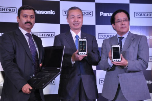 Panasonic Launches Rugged Handheld Tablets and Semi-rugged Toughbook for the Indian market 2