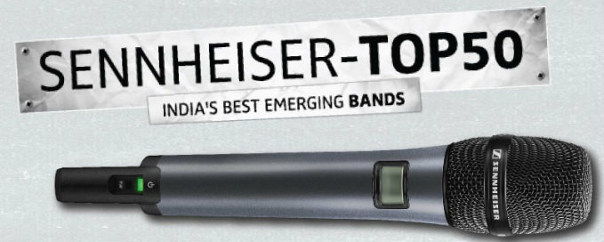 Sennheiser, the official sound partner for Kasauli Rhythm and Blues 3