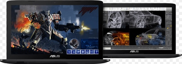 ASUS Introduces New ROG Gaming Laptop Displays at CES 2020 4