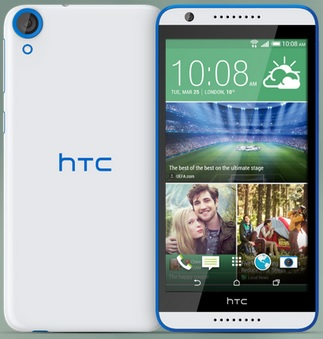 Review of HTC Desire 820S 1