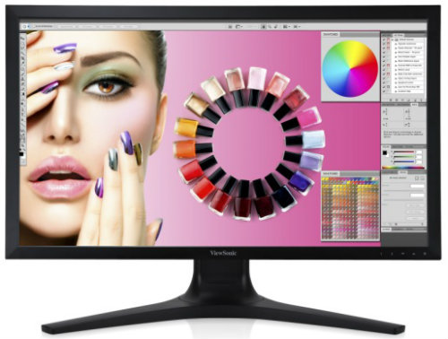 "ViewSonic launches ultra HD monitors ""VP2780-4K"" 1"