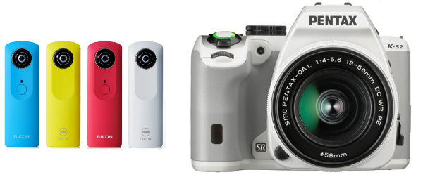 Ricoh India launches its spherical camera 'RICOH THETA m15' 1