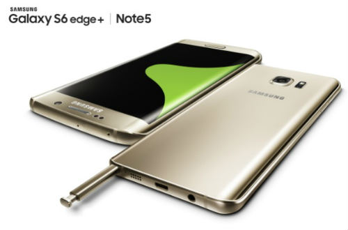 Samsung launches Samsung Galaxy S6 edge+ and Galaxy Note5 2
