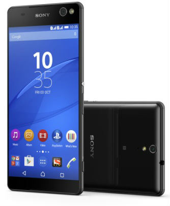 Sony India launches Xperia C5 Ultra @ Rs. 29,990 1