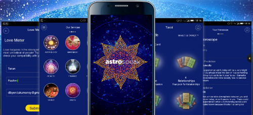 Plan better and succeed with the new 'Astrospeak' App 1