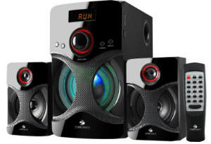 Zebronics launches its 2.1 and 4.1 Multimedia Speakers: ZEB BT4440RUCF & BT3440RUCF 3