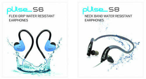 Amkette launches 'Pulse' Earphones 1