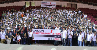 Canon launches its sixth edition of Photomarathon in India 1