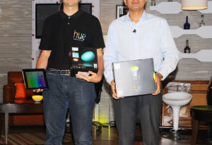 Philips Lighting launches web-enabled LED home lighting system in India – PHILIPS HUE 1
