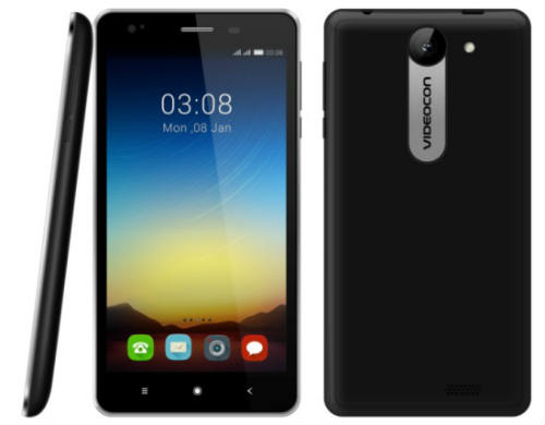 Videocon Mobiles launches Videocon Z51 Punch and Videocon Z51Q Star smartphones at Rs. 5,999 and Rs. 5, 490 respectively 1