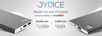 YU launches 5000 mAh & 10000 mAh range of power banks 1