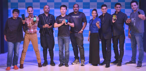 Honor launches smartphone Honor 7 along with Honor Z1 Band in India 1