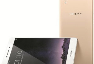 OPPO showcases the 4GB RAM R7s at Gitex 2015 in Dubai 1