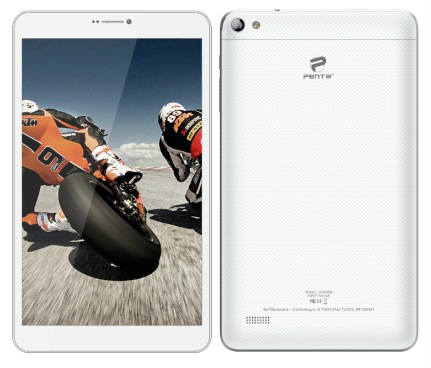 Pantel unveils 8-inch Penta T-Pad WS802Q 3G @ Rs.6999 1