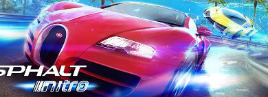 Gameloft announces its new racing game Asphalt Nitro, available in 25 MB 1