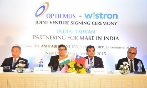 Optiemus And Wistron Form Joint Venture To Set Up Telecom Manufacturing Facilities in India 1