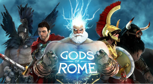 Gameloft released Gods of Rome for Android, iOS & Windows 1