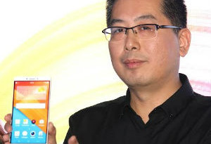 New tech developments for smartphones in 2016 by Mike Wang, CEO of OPPO Mobiles India 3