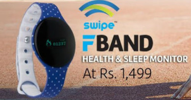 Swipe-F-Band
