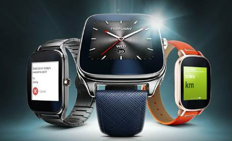 ASUS launches ZenWatch 2 in India 1